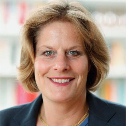 Dr. Esther Girsberger : Publizistin; Impulsgeberin Heilung